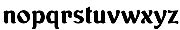 Norton Font LOWERCASE