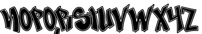 Nosegrind Demo Font UPPERCASE