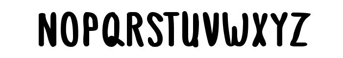 NoteToSelf Font LOWERCASE