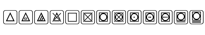 Notice3Std Font LOWERCASE