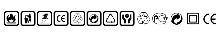NoticeStd Font LOWERCASE