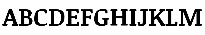 Noticia Text Bold Font UPPERCASE