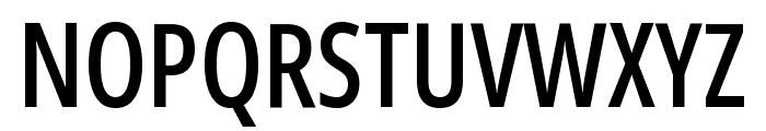 Noto Sans Display ExtraCondensed Medium Font UPPERCASE