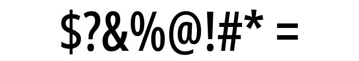 Noto Sans ExtraCondensed Medium Font OTHER CHARS