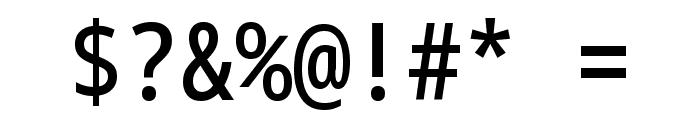 Noto Sans Mono Condensed Medium Font OTHER CHARS
