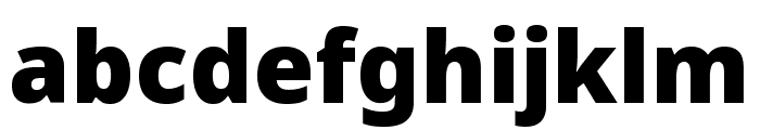 Noto Sans Symbols Black Font LOWERCASE