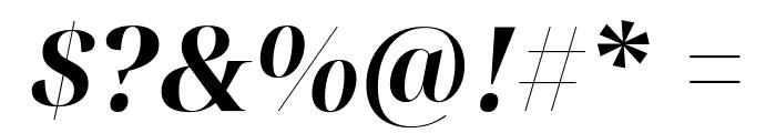 Noto Serif Display Bold Italic Font OTHER CHARS