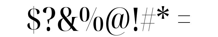 Noto Serif Display Condensed Medium Font OTHER CHARS