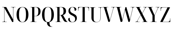 Noto Serif Display Condensed Medium Font UPPERCASE