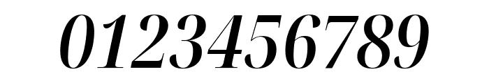 Noto Serif Display Condensed SemiBold Italic Font OTHER CHARS