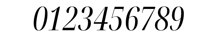 Noto Serif Display ExtraCondensed Italic Font OTHER CHARS