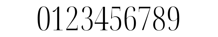 Noto Serif Display ExtraCondensed Light Font OTHER CHARS