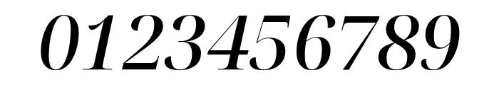 Noto Serif Display Medium Italic Font OTHER CHARS
