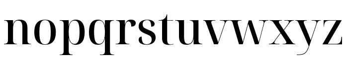 Noto Serif Display Medium Font LOWERCASE