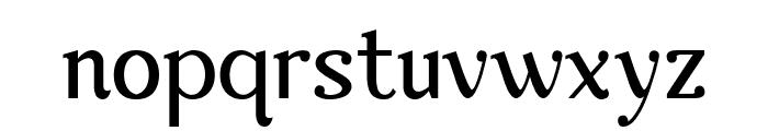 Nova Classic Regular Font LOWERCASE