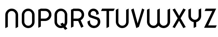NovaRound Font UPPERCASE