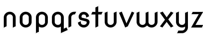 NovaRound Font LOWERCASE