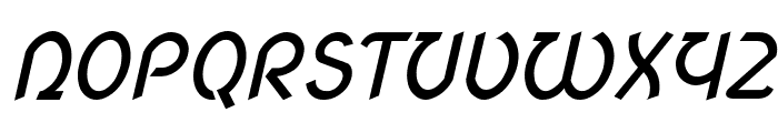 NovaScript Font UPPERCASE