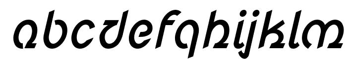 NovaScript Font LOWERCASE