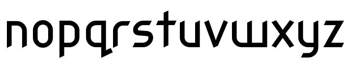 NovaSquare Regular Font LOWERCASE