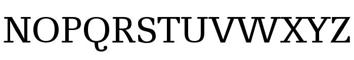 Novello Pro Font UPPERCASE