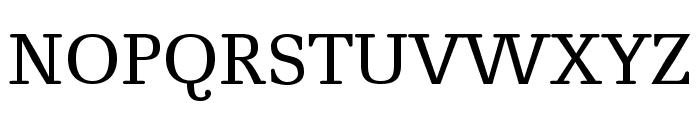 NovelloPro Font UPPERCASE
