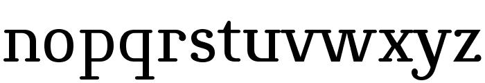 NovelloPro Font LOWERCASE