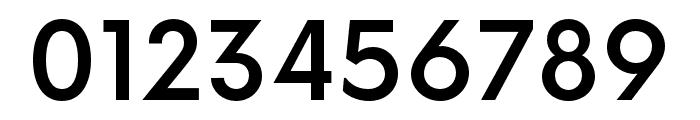 NowAlt-Medium Font OTHER CHARS