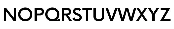 NowAlt-Medium Font UPPERCASE