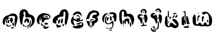 Noyes Font LOWERCASE