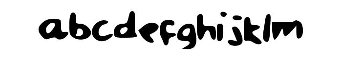 noah Font LOWERCASE