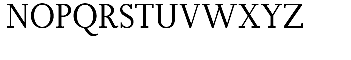 Non Solus Regular Font UPPERCASE