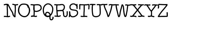 Noodlerz Regular Font UPPERCASE