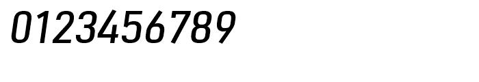NotaBene Medium Oblique Font OTHER CHARS