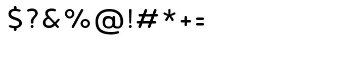 Noyh R Regular Font OTHER CHARS