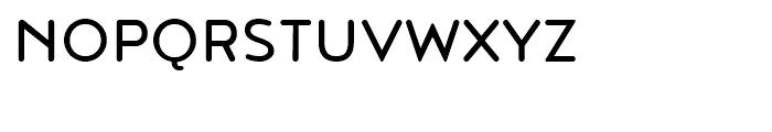 Noyh R Regular Font UPPERCASE