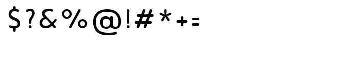 Noyh Slim R Regular Font OTHER CHARS