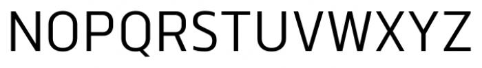 Norpeth Medium Font UPPERCASE