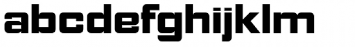 NoExit Black Font LOWERCASE