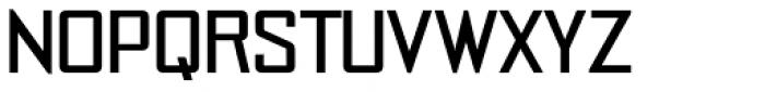 NoExit Regular Font UPPERCASE