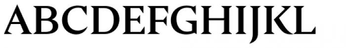 Nocturne Serif Medium Font UPPERCASE
