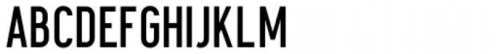 Noga Medium Font UPPERCASE