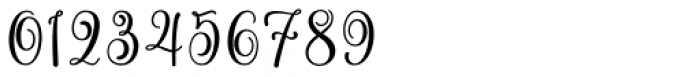 Noiry Regular Font OTHER CHARS