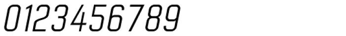Nok SC Italic Font OTHER CHARS