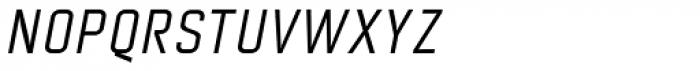 Nok SC Italic Font LOWERCASE