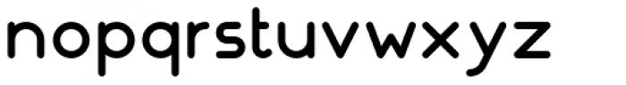 Nokio Bold Font LOWERCASE