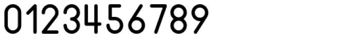 Nokio Medium Font OTHER CHARS
