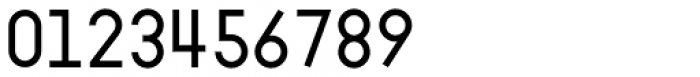 Nokio Sans Medium Font OTHER CHARS