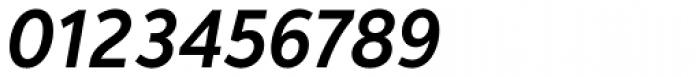 Nolan Next Bold Italic Font OTHER CHARS