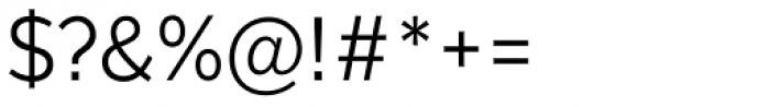 Nolan Next Regular Font OTHER CHARS